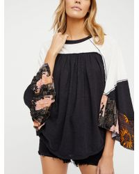 Free People - We The Free Friday Fever Top - Lyst