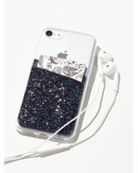 Free People | Leather Iphone Pocket | Lyst