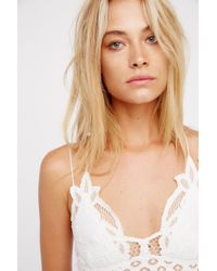 Free People - Fp One Adella Bralette - Lyst