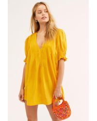Free People - Catching Hearts Tunic - Lyst