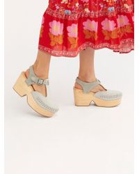 Free People - Emmer Clog - Lyst