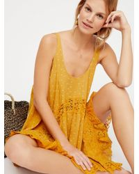 Free People - She Swings Slip - Lyst