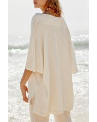 Free People - Pipeline Pullover By Fp Beach - Lyst