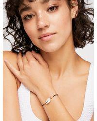 Free People - Cowry Shell Bracelet - Lyst