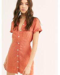 Free People Italian Love Story Dress By Endless Summer