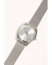 Free People - Time Teller Milanese Watch By Nixon - Lyst