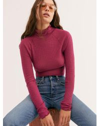 Free People - Make It Easy Thermal By Intimately - Lyst
