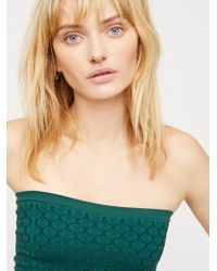 Free People - Honey Textured Tube - Lyst