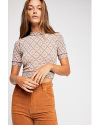 Free People - All Yours Crop By Intimately - Lyst