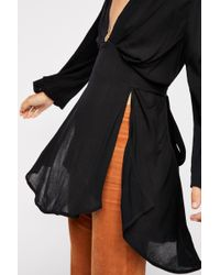 Free People - Let Them Stare Tunic By Endless Summer - Lyst