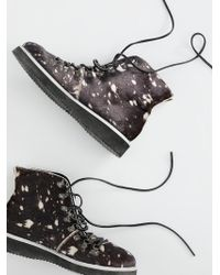 Free People | Vegan Joplin Ankle Boot | Lyst