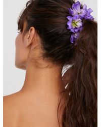 Free People - Franny Flower Hair Pins - Lyst