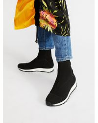 Free People | Astral Sneaker Boot | Lyst