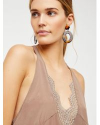 Free People - Only With You Silk Cami By Intimately - Lyst