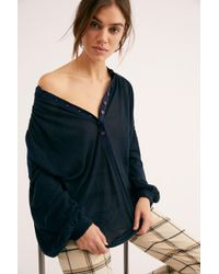 Free People - New Haven Tunic - Lyst