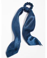 Free People - Solid Scarf Pony - Lyst