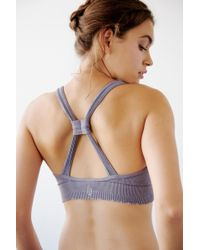 Free People - Revive Washed Sports Bra By Fp Movement - Lyst