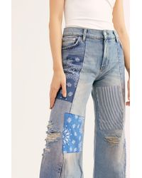 Free People - Heart Of Gold Jeans - Lyst