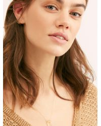 Free People - Healing Stone Necklace By Britta Ambauen - Lyst