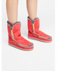 Free People - Mou Summer Breeze Boot - Lyst