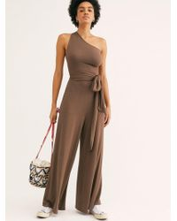 Free People - Lowell Convertible One-piece - Lyst