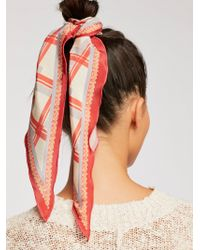 Free People - On The Road Scarf Pony - Lyst