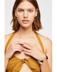 Free People - Frosted Resin Cuff - Lyst