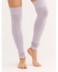Free People - Kd Dance Legwarmer By Kd New York - Lyst