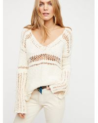 Free People - Belong To You Sweater - Lyst