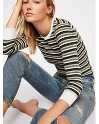 Free People - Good On You 3⁄4 Sleeve - Lyst