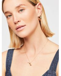 Free People - Rose Pendant - Lyst