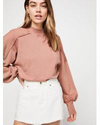 Free People - Paris Nights Pullover - Lyst