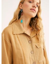 Free People - Low Classic Jacket - Lyst