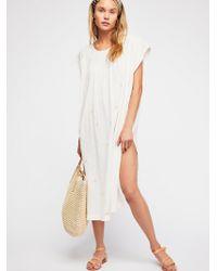 Free People - Last Summer Maxi Dress - Lyst