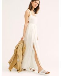 Free People - Yes Please Maxi Dress By Endless Summer - Lyst