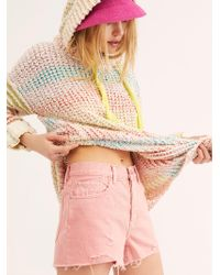 Free People - Sofia Shorts By We The Free - Lyst