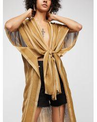Free People - Sunny Afternoon Kimono - Lyst
