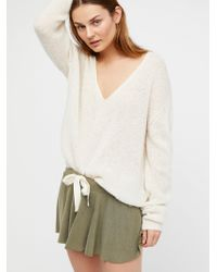 Free People - Legs For Days Shortie - Lyst