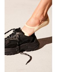 Free People - Sheer Candy Ped Sock - Lyst