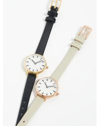 Free People - Beverly Watch By Breda - Lyst