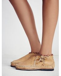 Free People - Hmh Never Lost Moccasin - Lyst