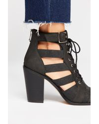 Free People - Vegan Cameilla Boot By Fp Collection - Lyst