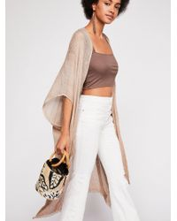 Free People - Day Dream Washed Kimono - Lyst