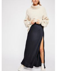Free People - Boheme Skirt - Lyst