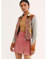 Free People - El Dorado Skirt By Blank Nyc - Lyst