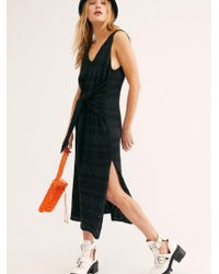 Free People - Hamptons Maxi Dress By Fp Beach - Lyst