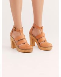 Free People - Mix It Up Platform By Fp Collection - Lyst