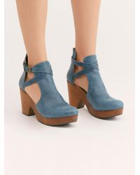 Free People - Cedar Clog By Fp Collection - Lyst