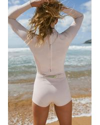 Free People - High Tide Wetsuit By Cynthia Rowley - Lyst