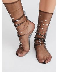 Free People - Spellbound Embellished Anklet - Lyst